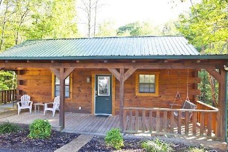 Tellico cabins, Deer Cabin - Tellico Plains - Blockhütte