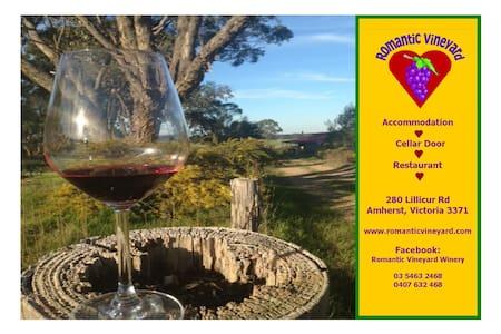 Romantic Vineyard Pyrenees B&B - Aamiaismajoitus