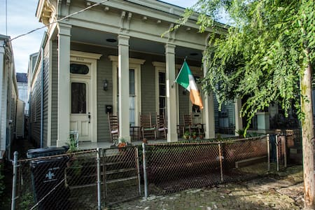 Historic Irish Channel Apartment -Amazing location - New Orleans - Lägenhet