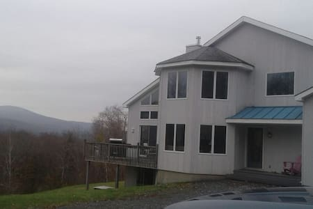 Family ski house - Mendon - Talo