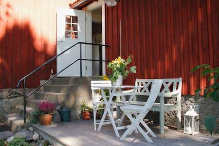 Eco Farm near Stockholm Skavsta - Nyköping - Cabin