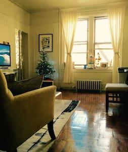 Astoria/LIC 1 Bdrm apt - Appartamento