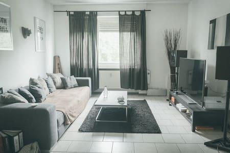 Helle Wohnung im Loft-Stil | Koblenzer Altstadt - Koblenz - Appartement