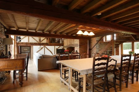 Barn conversion, Henley-on-Thames - House