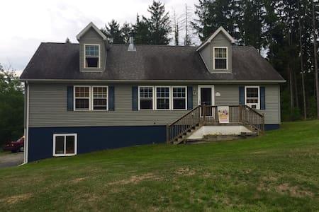 Family-friendly home near Ithaca - Casa