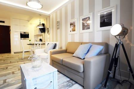 Apartament Skandynawski z garażem - Apartment