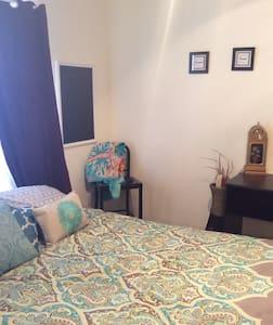 Cozy spacious place..With fast Wifi - Kansas City - Huoneisto
