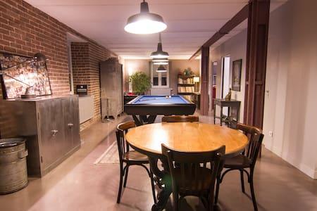 Appartement de style industriel avec parking - Strasbourg - Lägenhet