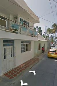 Habitaciones en Riohacha, cerca de la playa - Lakás