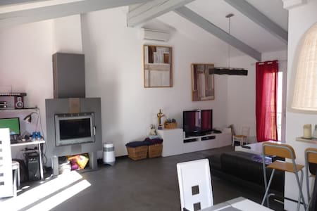 Maison 6 pieces 160m²,plein coeur de la provence - Rumah