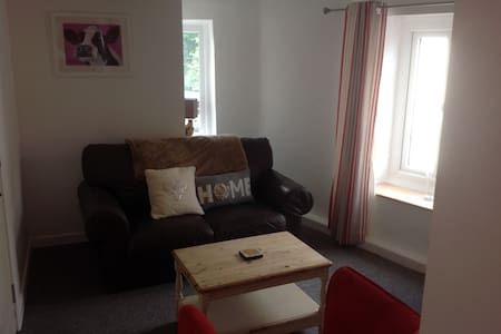 1 bed 1st floor apartment NCornwall - Apartamento