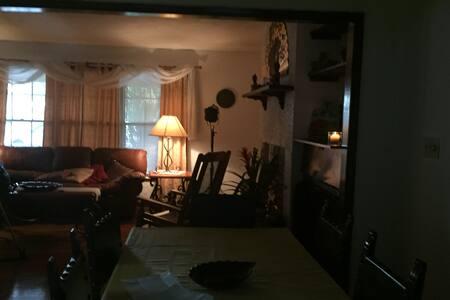 Ata's House - Clewiston - Maison