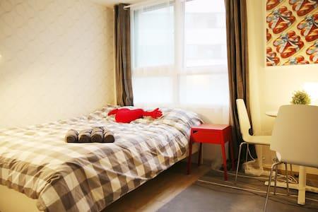 [SALE] Viator's Minimal Hotel OG#302, Super Cozy! - Yangcheon-gu - Apartment