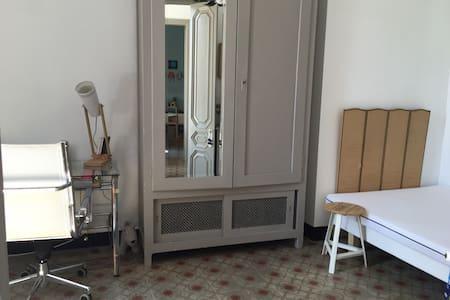 Habitación doble con encanto - Vilassar de Mar - Bed & Breakfast