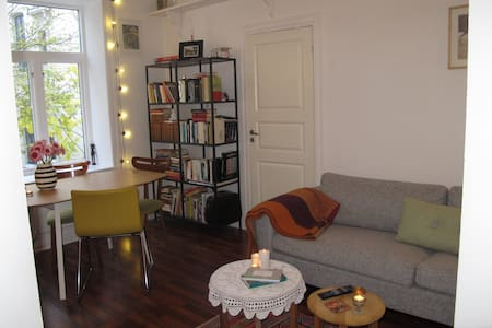Super central apartment in a quiet street - Oslo - Apartment