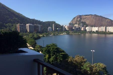 Mirante da Lagoa - Apto prático e aconchegante - Apartamento