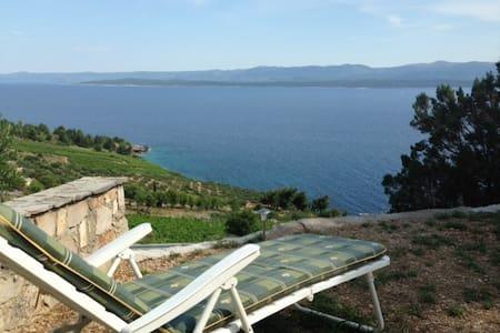 Murvica Brac island house for 8 - Dom