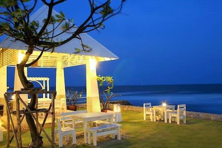 Bluesky resort ,Hatchao samran beach ,Phetchaburie - phetchaburi