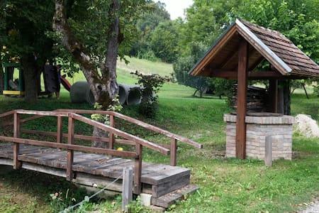 Udobne kuće u seoskoj okolini - House