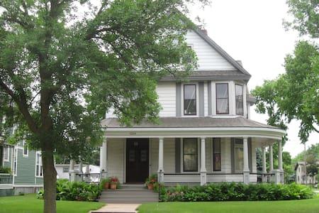 Copeland House - La Crosse - House