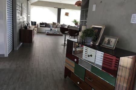 Habitación en mejor zona Miraflores - Miraflores - Vindsvåning