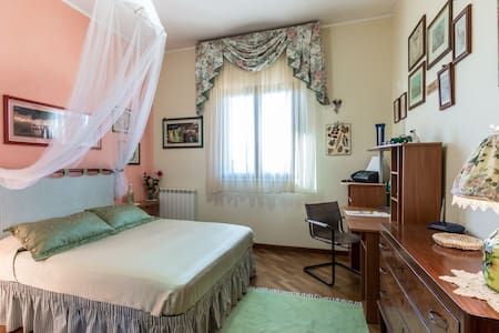 Large Room ,Green and Quiet-Wifi - avola - Villa