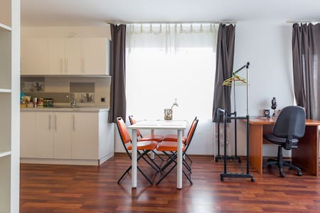 Modern Studio Apartment towards the airport - Cluj-Napoca - Pis
