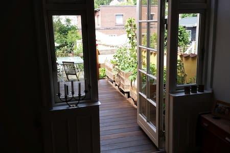 Hyggeligt byhus i forstad til Århus, værelse 2 - Odder - Appartement