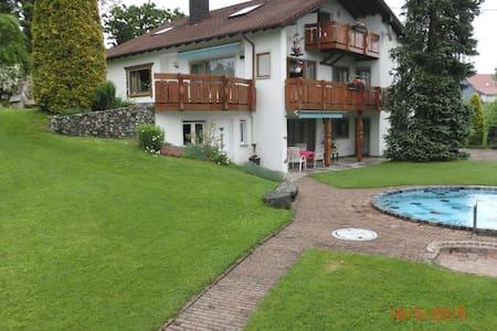 Urlaub am Bodensee, Ferienwohnung für 4 Personen - Apartamento