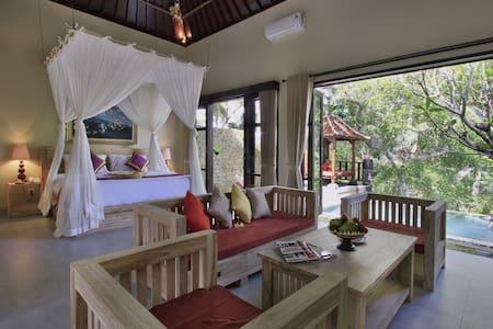 Romantic ambience One bed room private pool villa - Villa
