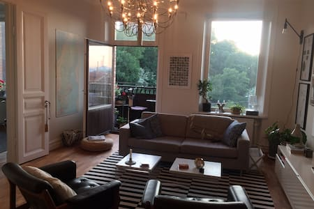 Large and newly renovated flat in Haga / Linné - Gothenburg - Apartment