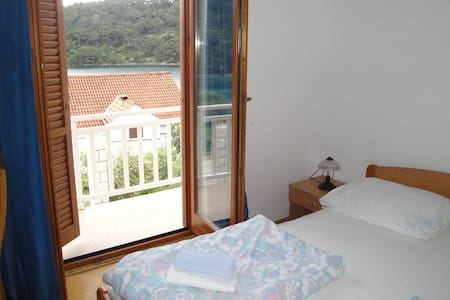 Zidine Apartment in Soline,Mljet - Apartment