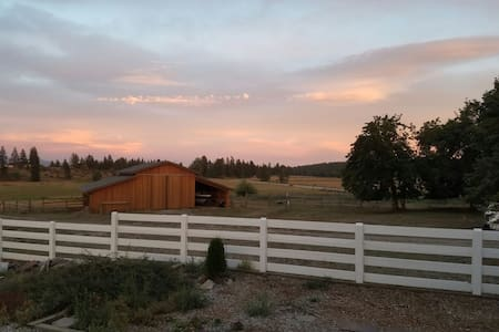 Charming Rural Escape - Deer Park - Ev