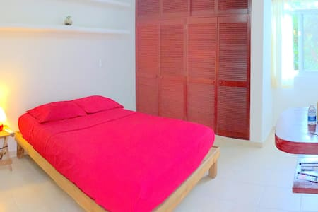 Studio - Top location A/C, Wifi #2E - Playa del Carmen - Apartment