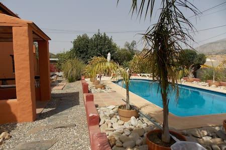 Flat with swimming pool near Caminito Del Rey - Apartamento
