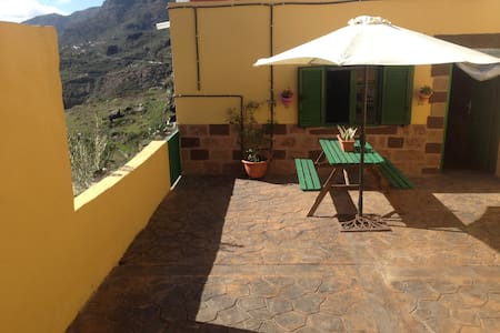 Casa rural en la presa de Soria, Mogán - Mogán