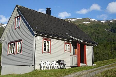 Kvitfella 1 - Cabin