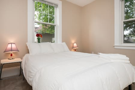 Private living near Brown + RISD - Best Location!2 - Providence - Apartment