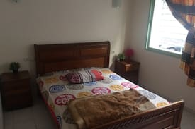 Picture of Double bedroom in spacious ground floor apartment