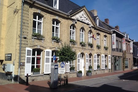 Skindles Appartment B&B  - Poperinge -  4 pers - Bed & Breakfast