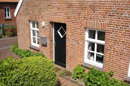Restaurierte Landhauskate Rysum - House