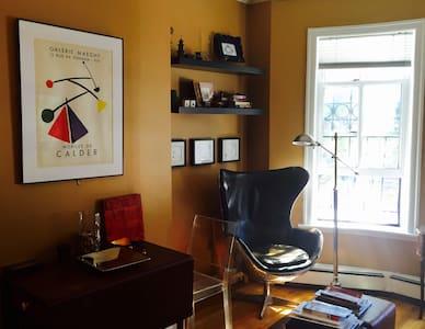 Classic South End Brownstone-1 BR - Boston - Condominium