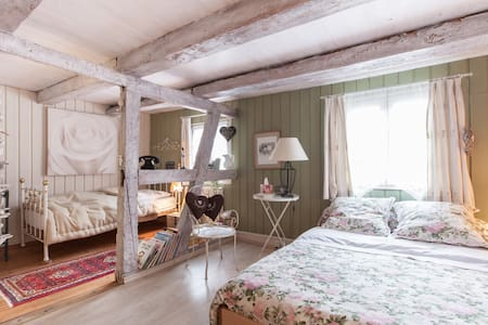 At Hansel & Gretel, The Salomé room - Bed & Breakfast