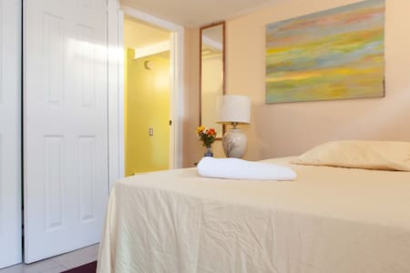 COZY CLEAN ROOM 7 MIN FROM JFK - Casa