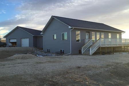 Beautiful Home in Casper, WY - Glenrock - Rumah