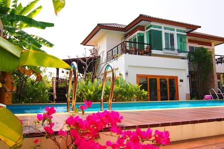 CC House A :4-bedroom pool villa - Villa