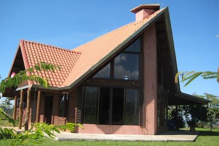 Finca Salvaje - San Isidro de El General - Casa