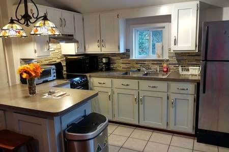 Beautiful secluded 1BR apartment - Chesapeake - Appartement