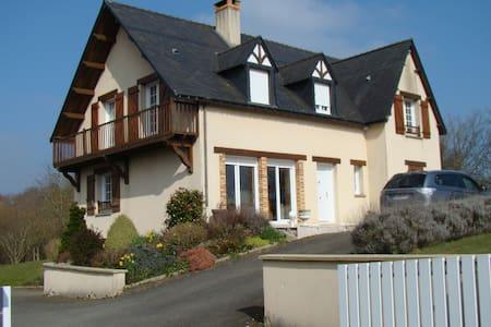 Chambres d'hôtes en Mayenne - Gästehaus