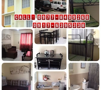 AFFORDABLE SUBIC TRANSIENT HOUSE - Huoneisto